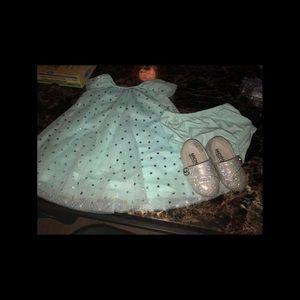 Other - Dress and shoes